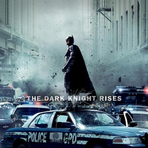 Batman movie line