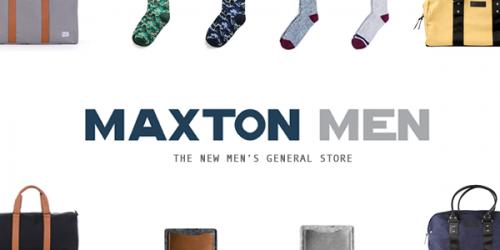 Maxton Men Style Clothing