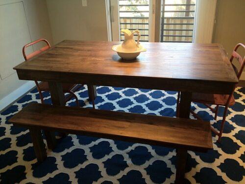 Wicked Workshop Reclaimed Wood Furniture Etsy