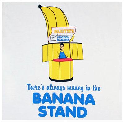 Arrested Development Banana Stand