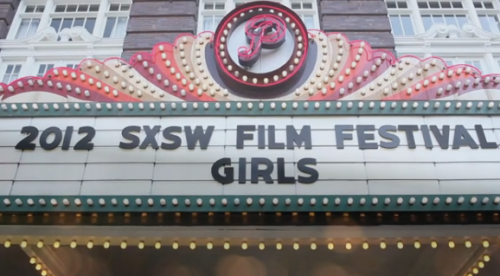 HBO Girls SXSW Austin