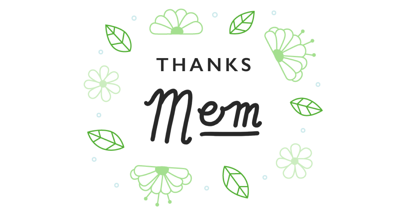 Mother's Day Email - 1