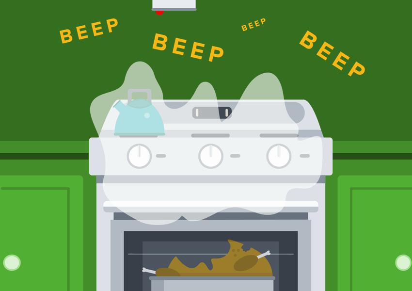 KitchenAccidents